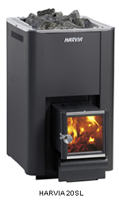 Harvia 20 SL Sauna Heater
