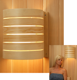 Wooden Light Shade