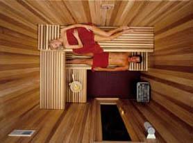 sauna bench plans